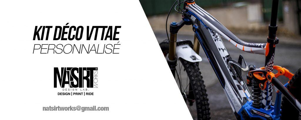 Kit Deco VTTAE Perso - NATSIRT WORKS
